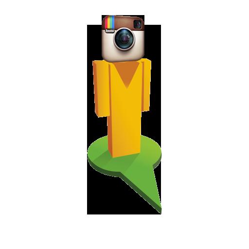 Icon com google android street